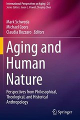 Buchcover Aging and Human Nature