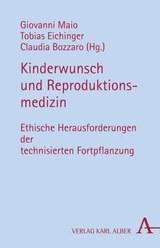 Buchcover Kinderwunsch und Reproduktionsmedizin